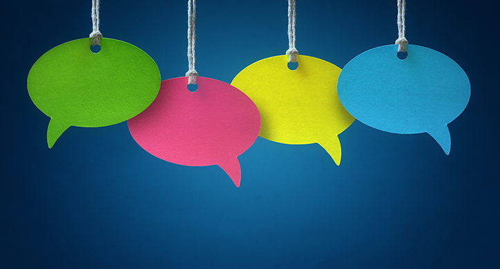 相手の時間も効率化するコミュニケーションツールでの連絡