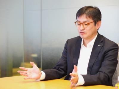 日本マイクロソフト株式会社 コーポレートコミュニケーション本部 本部長 岡部 一志氏
