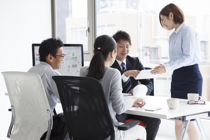 自主性を大切にし、ビジネスの基礎力を高める
