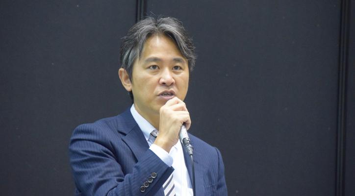 VAIO株式会社執行役員 花里隆志氏