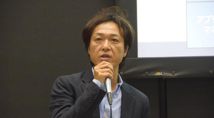 NTTコミュニケーションズ株式会社谷口廉忠氏