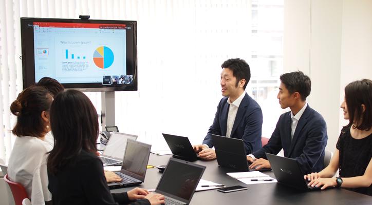 資料を見ながら会議できる最新Web会議システム