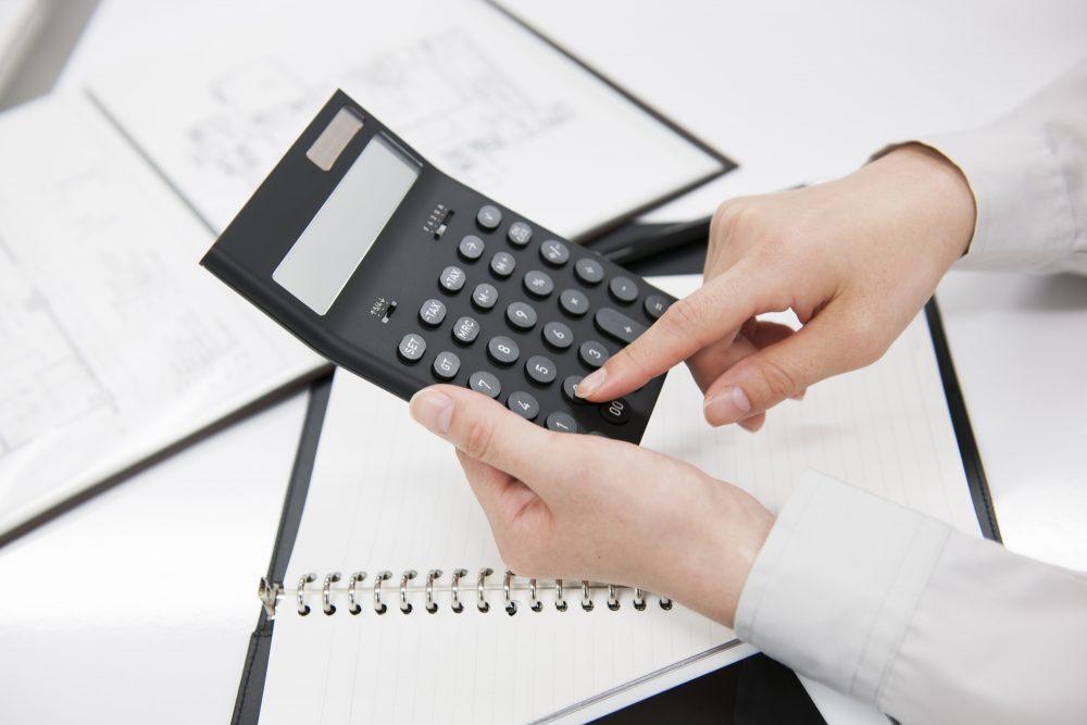離職率の計算式のイメージ